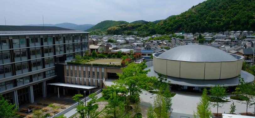 紫野キャンパス 新1号館及び礼拝堂