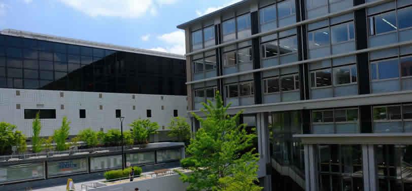 紫野キャンパス 新1号館